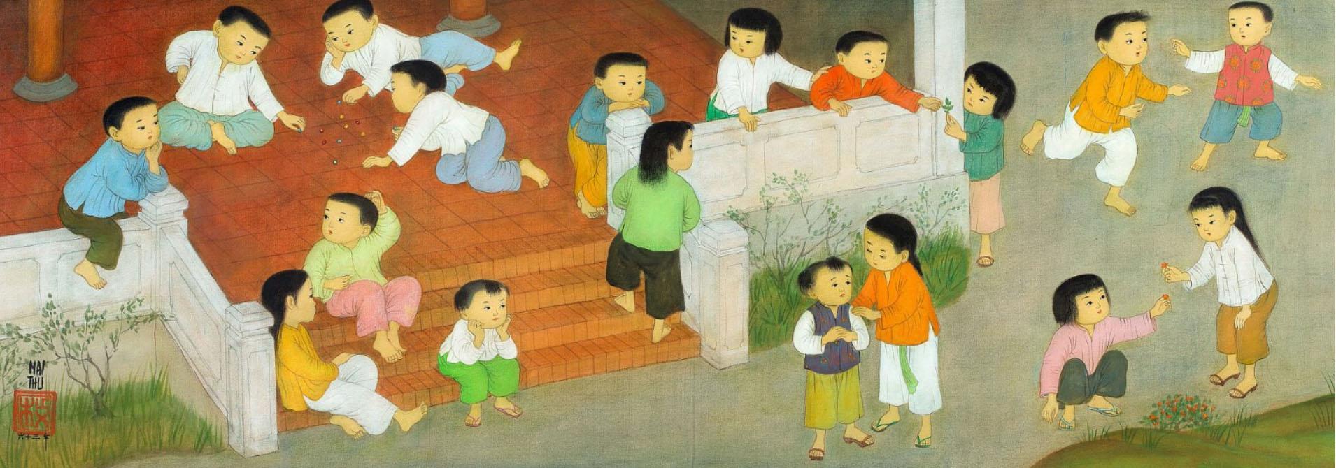 Tưởng nhớ họa sĩ Mai Trung Thứ - 7