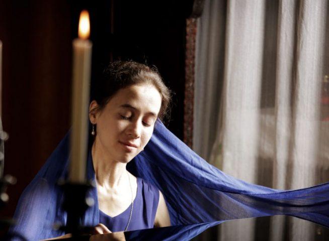 Viviane Bruneau-Shen, nghệ sĩ dương cầm thánh hiến - 5