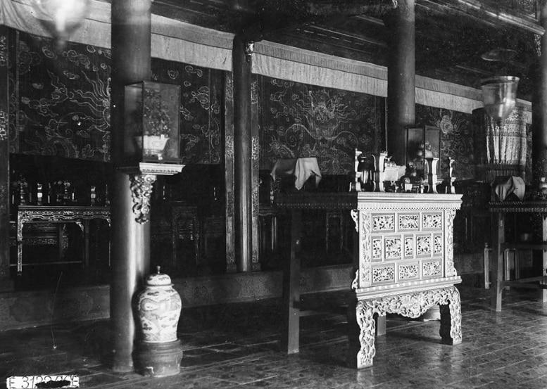 Một số kiến trúc bên trong Hoàng Thành Huế - 13
