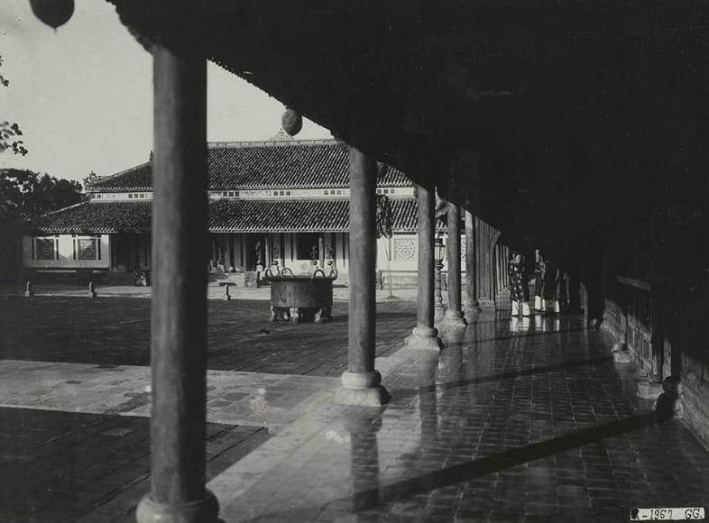 Một số kiến trúc bên trong Hoàng Thành Huế - 9