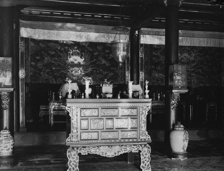 Một số kiến trúc bên trong Hoàng Thành Huế - 14