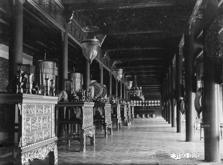 Một số kiến trúc bên trong Hoàng Thành Huế - 12