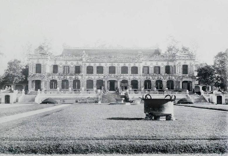 Một số kiến trúc bên trong Hoàng Thành Huế - 1