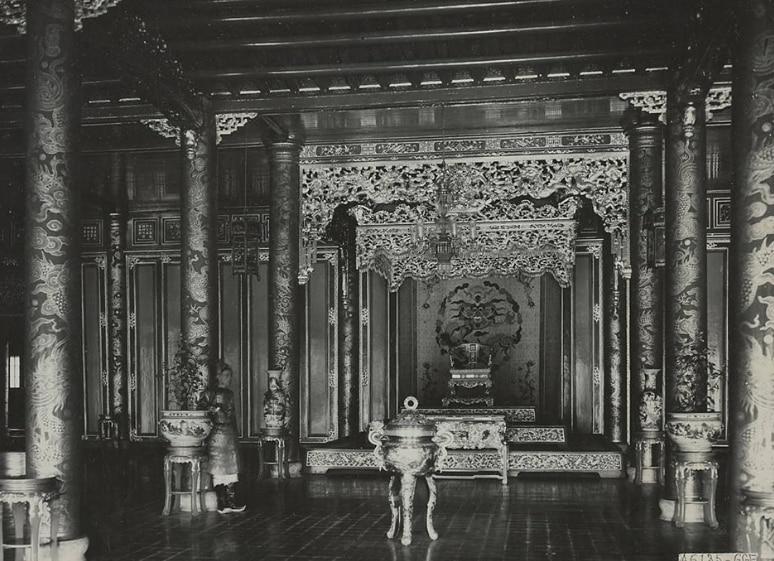 Một số kiến trúc bên trong Hoàng Thành Huế - 7