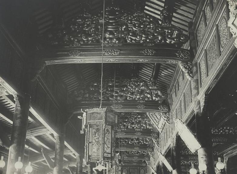 Một số kiến trúc bên trong Hoàng Thành Huế - 19