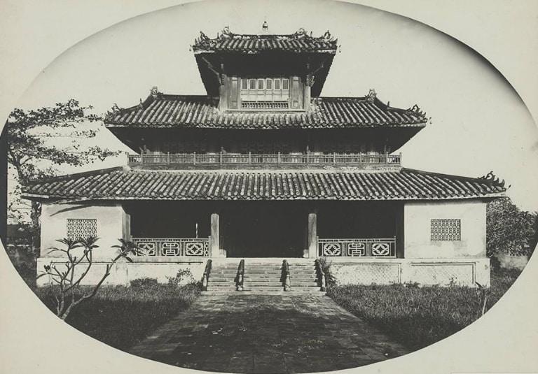Một số kiến trúc bên trong Hoàng Thành Huế - 15