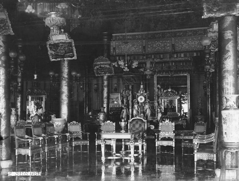 Một số kiến trúc bên trong Hoàng Thành Huế - 4