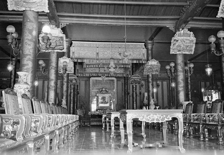 Một số kiến trúc bên trong Hoàng Thành Huế - 5