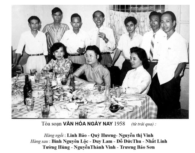 Nguyễn Thị Vinh (1924 – 2020) Và Bữa  Cơm Trưa - 3