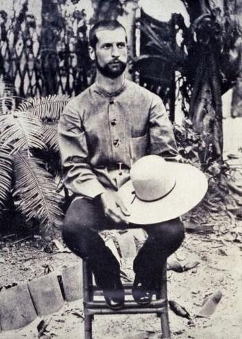 Alexandre Yersin và sự gắn bó với dân tộc Việt Nam - 1