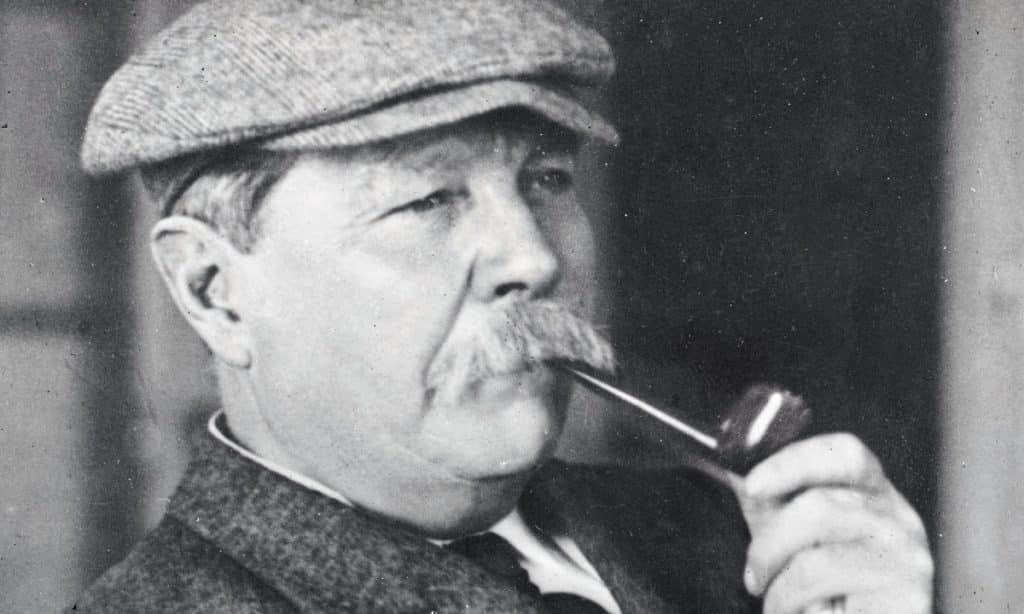 Đôi nét về tác giả tiểu thuyết trinh thám nổi tiếng nhất mọi thời đại Sherlock Holmes - 1