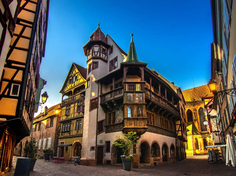 Colmar: Thị trấn cổ tích nước Pháp - 5