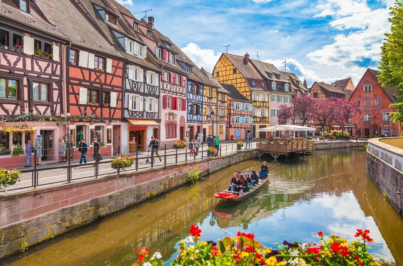 Colmar: Thị trấn cổ tích nước Pháp - 1