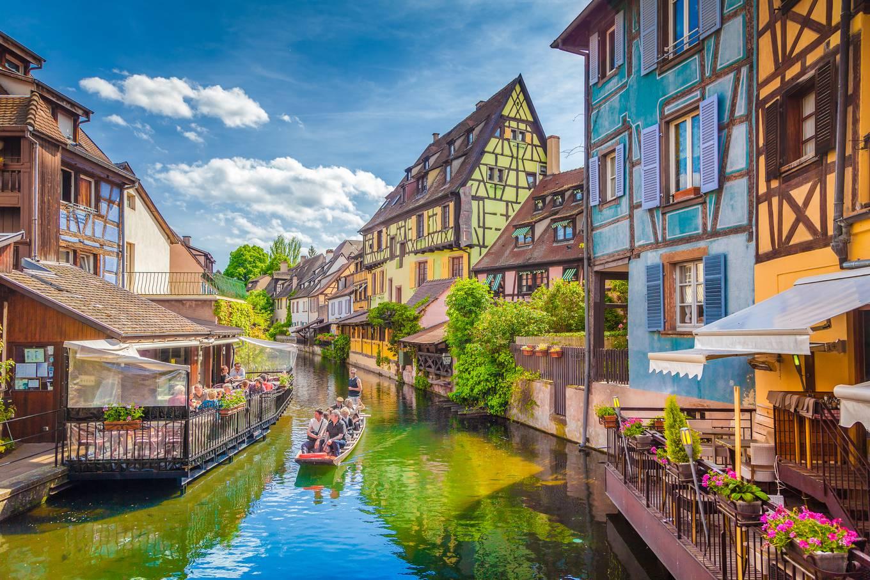 Colmar: Thị trấn cổ tích nước Pháp - 6