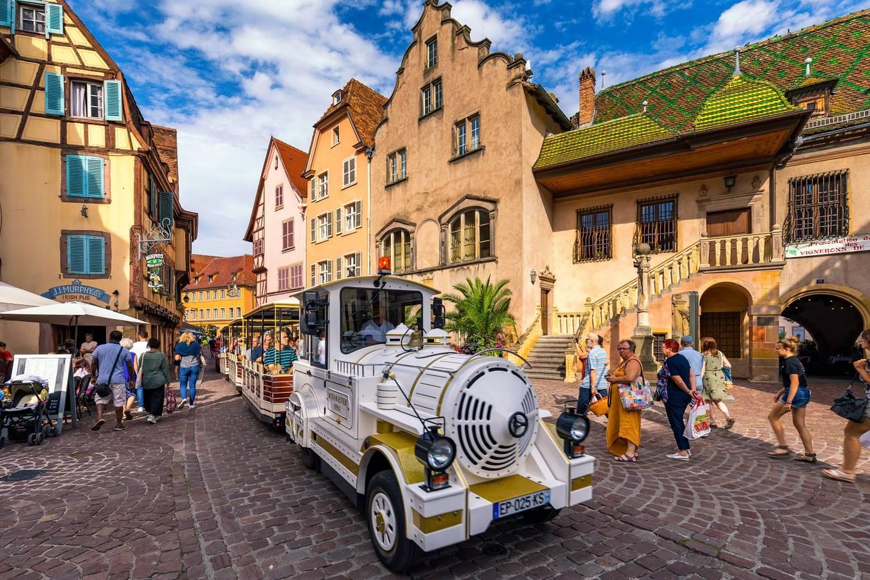 Colmar: Thị trấn cổ tích nước Pháp - 3