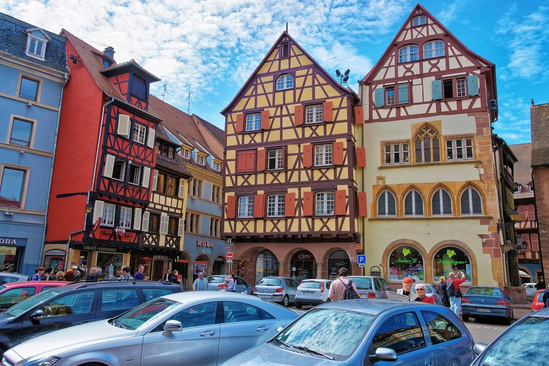 Colmar: Thị trấn cổ tích nước Pháp - 4