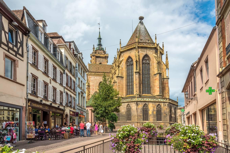 Colmar: Thị trấn cổ tích nước Pháp - 7