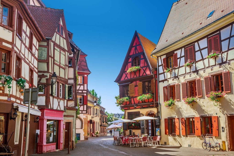 Colmar: Thị trấn cổ tích nước Pháp - 2
