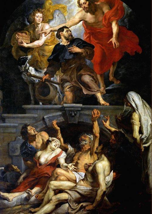 Lòng từ bi không sợ hãi trong đại dịch qua chuyện Thánh Roch - 4