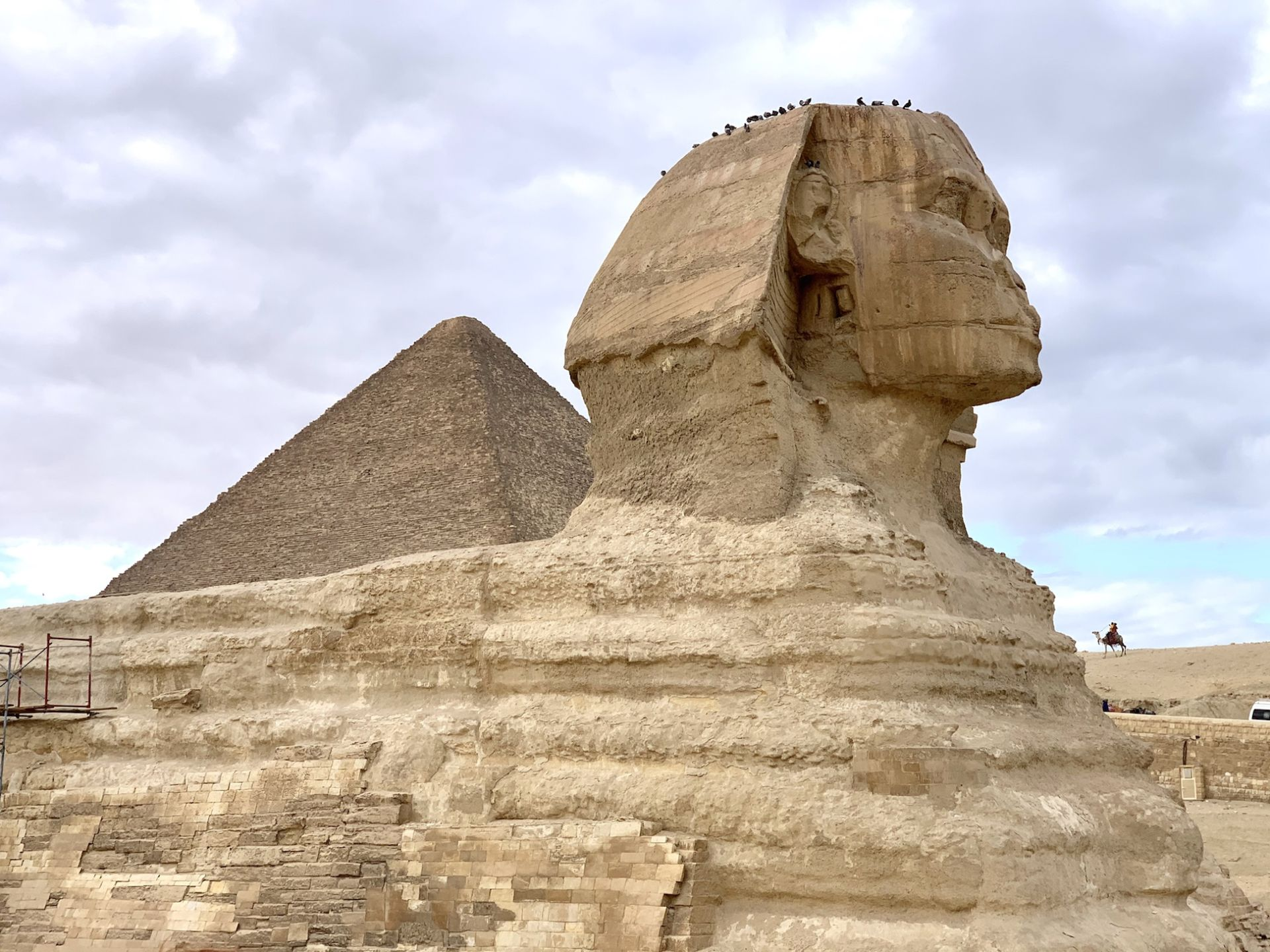 Pyramics, kiến trúc lạ lùng của Ai Cập - 4