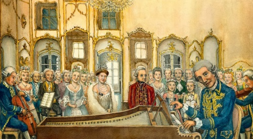 """Giai thoại về bản giao hưởng """"Tiễn biệt"""" của Joseph Haydn - 1"""