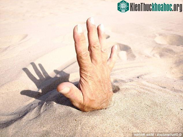 Giải mã một trong những cái chết đáng sợ nhất lịch sử: cát lún - 5