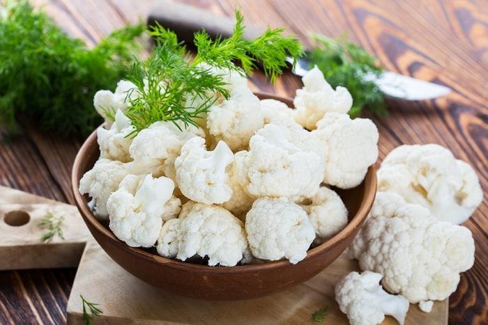 8 lợi ích của việc ăn bông cải trắng - 1