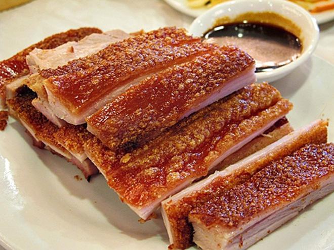 Thịt chiên giòn ngon kiểu Thái - 2