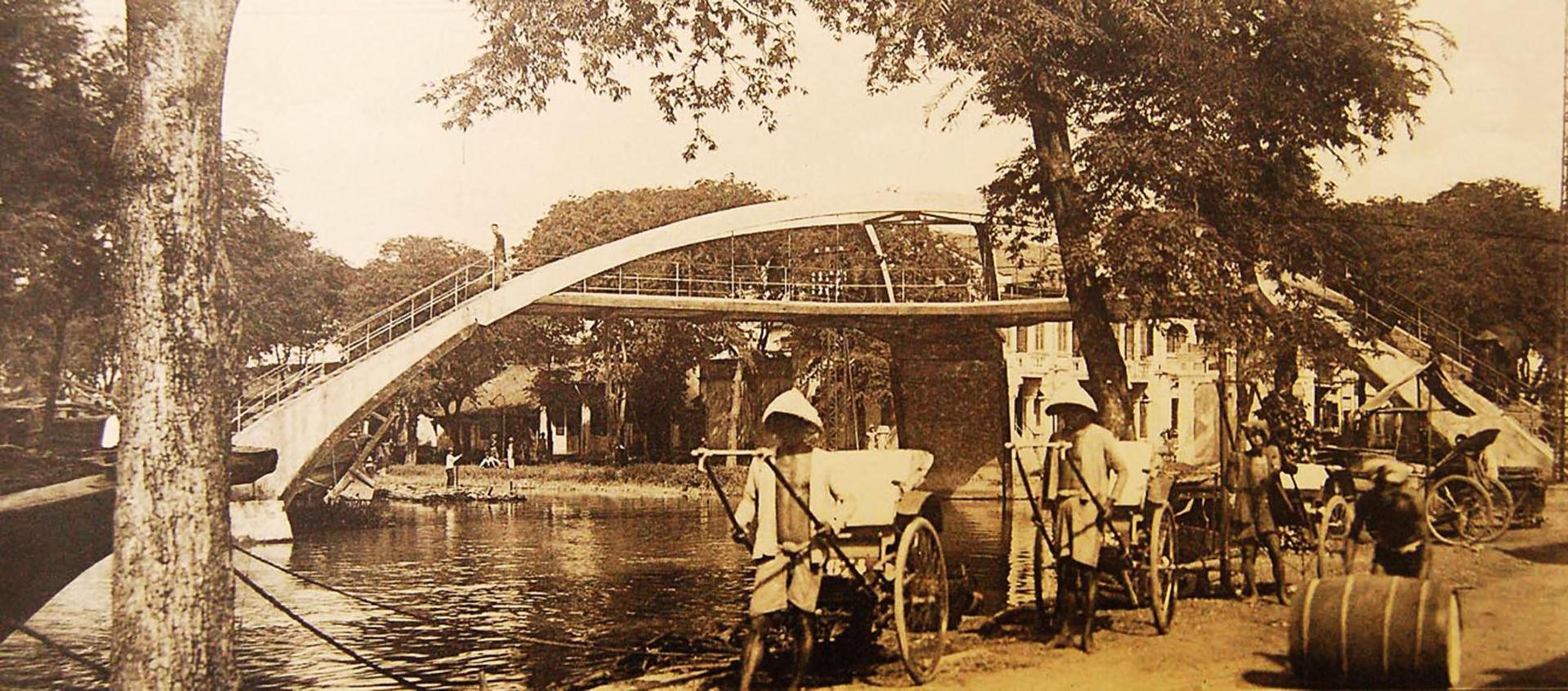 Cầu Ba Cẳng, chiếc cầu đưa sang ba nơi - 3