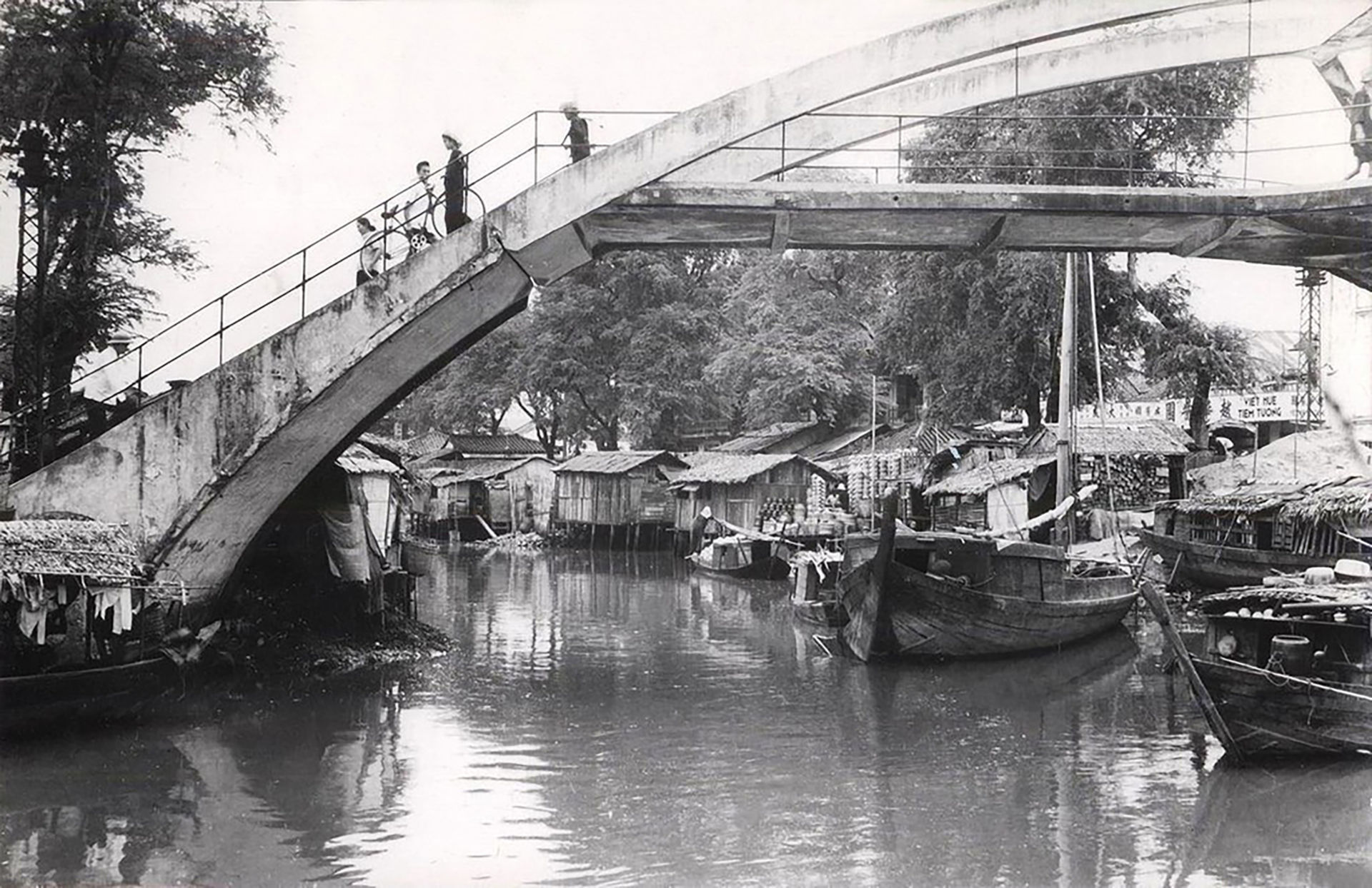 Cầu Ba Cẳng, chiếc cầu đưa sang ba nơi - 5