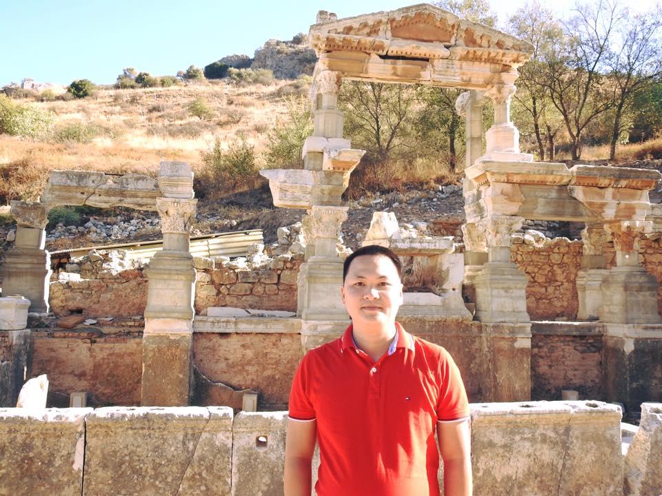 Ephesus và chuyến du hành ngược 3.000 năm - 17