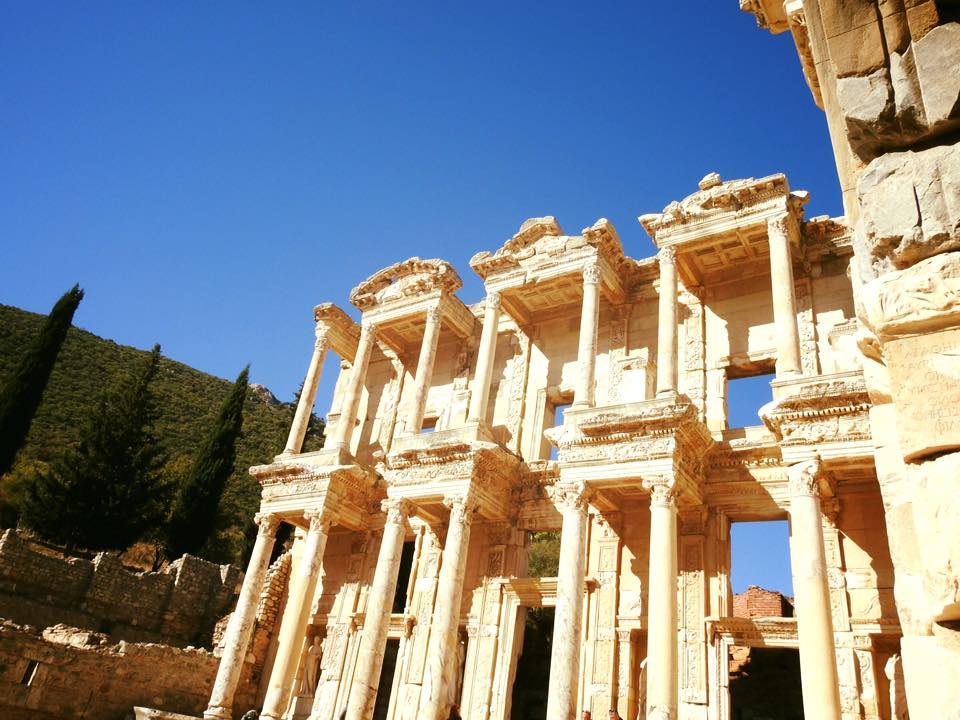 Ephesus và chuyến du hành ngược 3.000 năm - 5