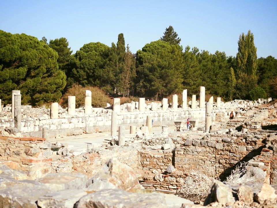 Ephesus và chuyến du hành ngược 3.000 năm - 13