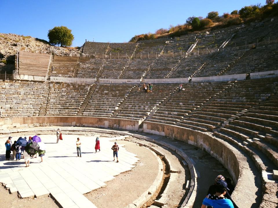 Ephesus và chuyến du hành ngược 3.000 năm - 3