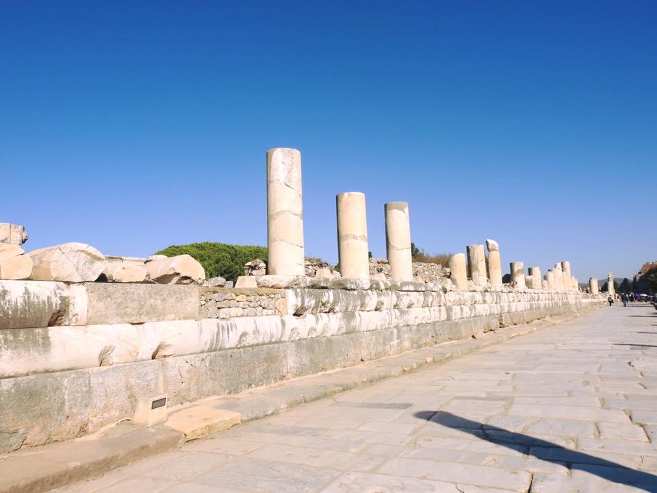 Ephesus và chuyến du hành ngược 3.000 năm - 24