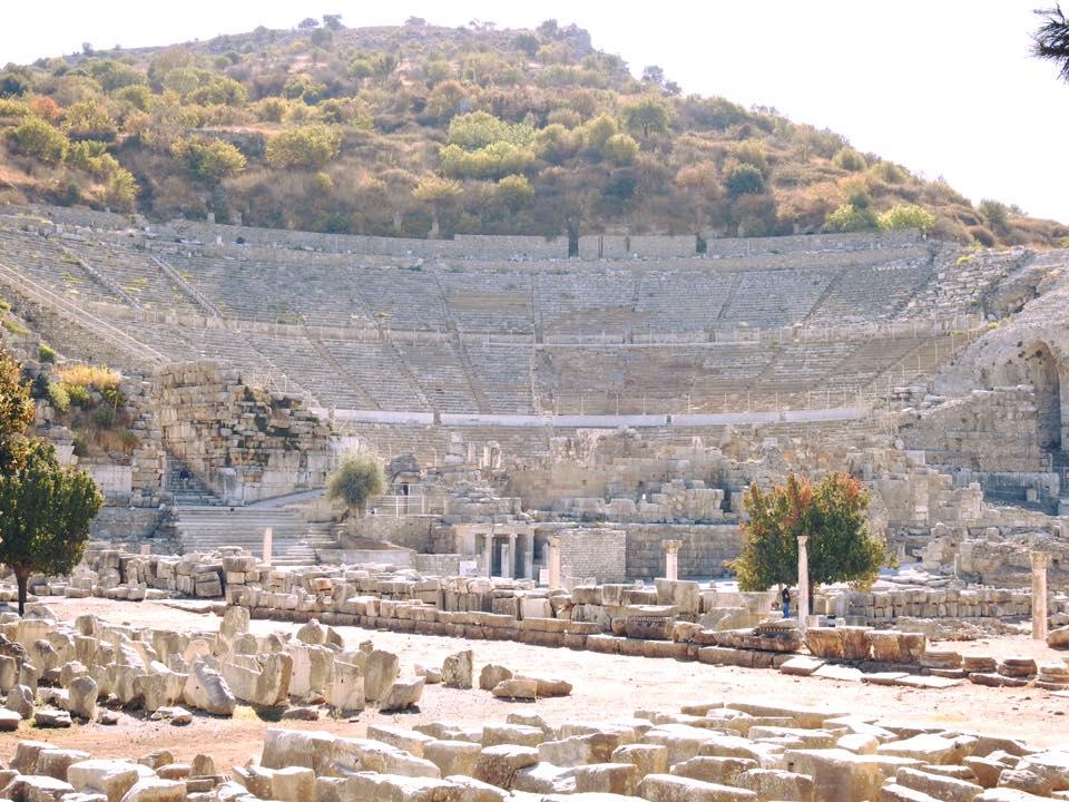 Ephesus và chuyến du hành ngược 3.000 năm - 2