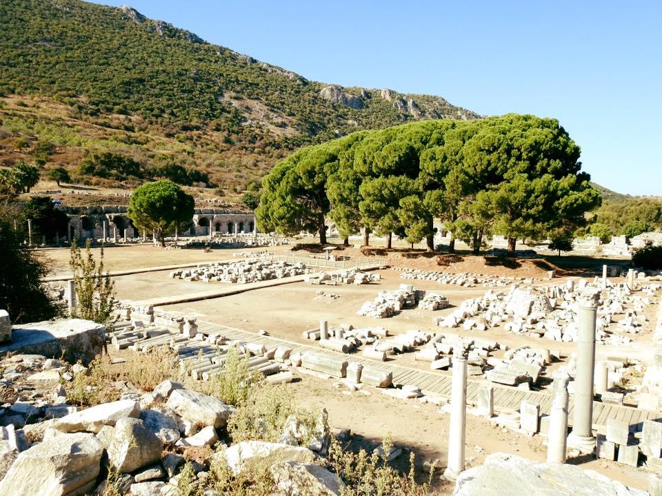 Ephesus và chuyến du hành ngược 3.000 năm - 11