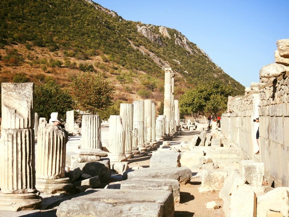 Ephesus và chuyến du hành ngược 3.000 năm - 22