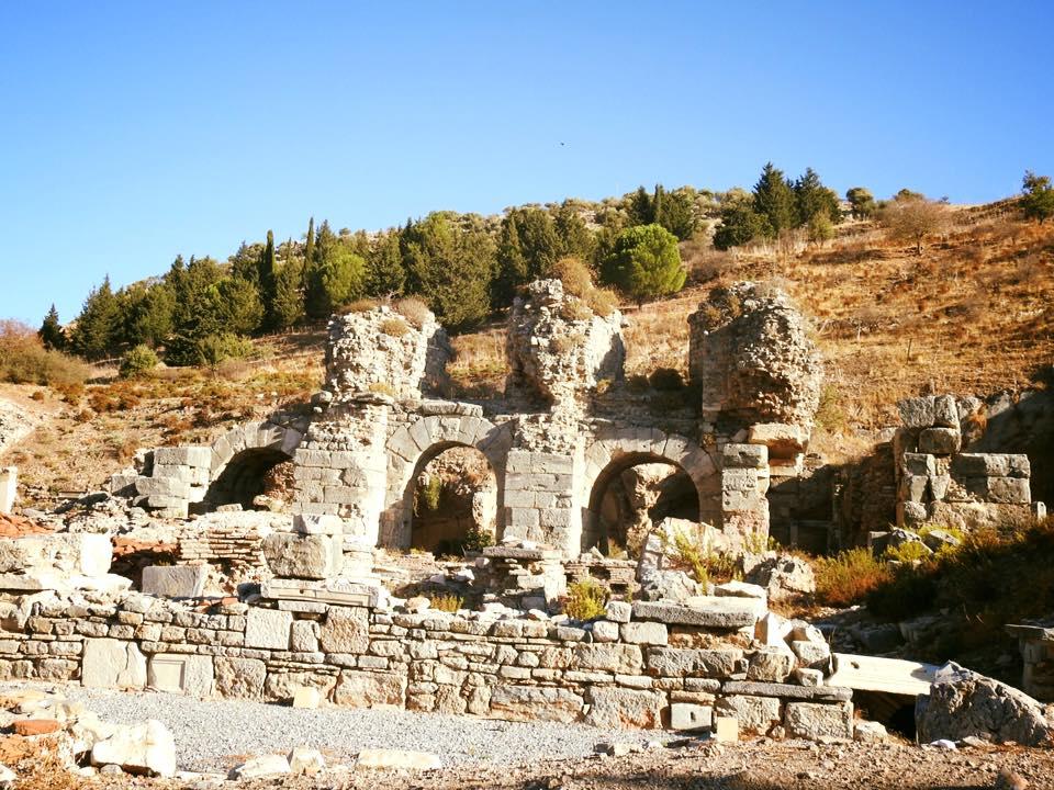 Ephesus và chuyến du hành ngược 3.000 năm - 23