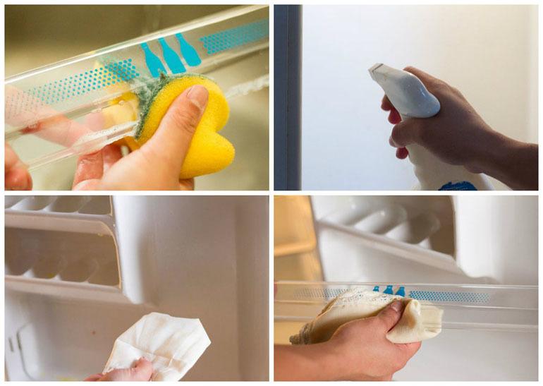 Hướng dẫn cách vệ sinh tủ lạnh: 3 bước đơn giản để tủ hết mùi & sạch - 1