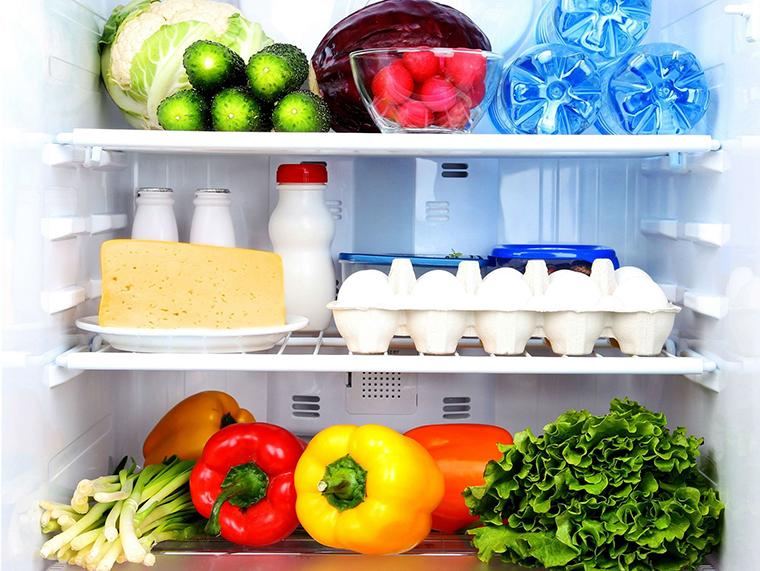 Hướng dẫn cách vệ sinh tủ lạnh: 3 bước đơn giản để tủ hết mùi & sạch - 3