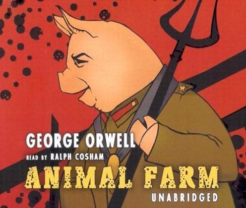 """Đọc lại """"Trại súc vật"""" của George Orwell - 1"""