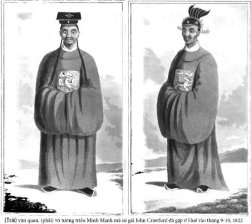 Tả quân Lê Văn Duyệt trong hồi ký của John White và John Crawfurd - 2
