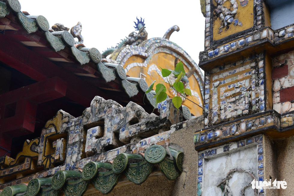 Những hình ảnh kể sự tích ở lăng Tả quân Lê Văn Duyệt - 12