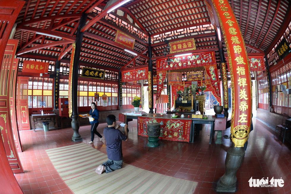 Những hình ảnh kể sự tích ở lăng Tả quân Lê Văn Duyệt - 5