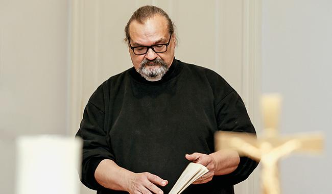 Aleksandar Ninkovic, quân nhân Xéc-bi trở thành linh mục công giáo - 2