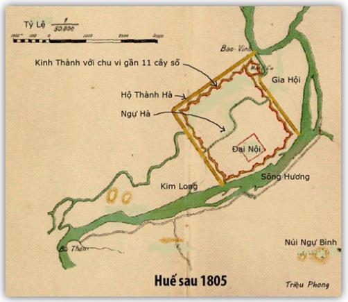 Kinh đô Huế thế kỷ 19 tiêu biểu bậc nhất cho thành thị Việt Nam cuối thời trung đại - 3