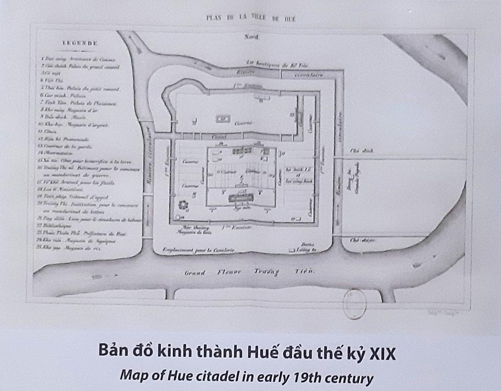 Kinh đô Huế thế kỷ 19 tiêu biểu bậc nhất cho thành thị Việt Nam cuối thời trung đại - 2
