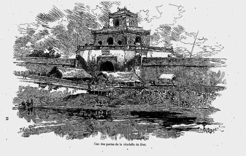 Kinh đô Huế thế kỷ 19 tiêu biểu bậc nhất cho thành thị Việt Nam cuối thời trung đại - 1
