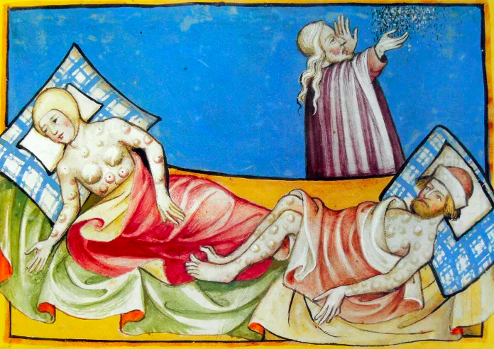10 đại dịch tồi tệ nhất trong lịch sử nhân loại - 2